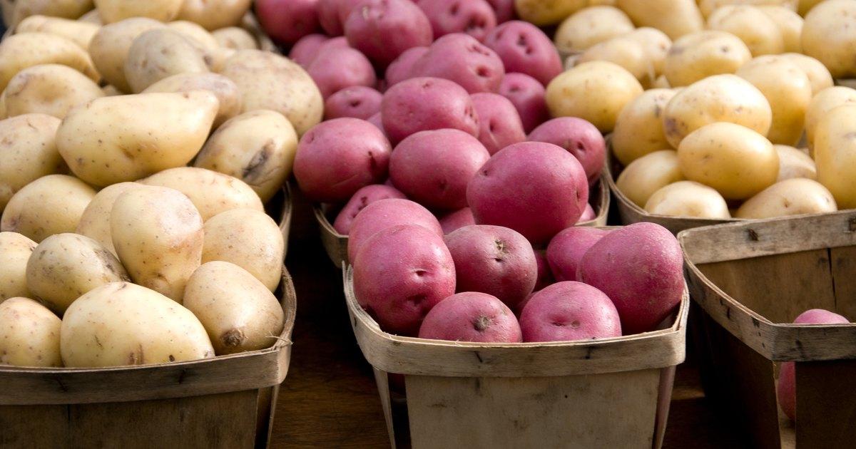 C mo cocinar papas perfectas para una ensalada de papas ehow en espa ol - Como cocinar alubias rojas ...
