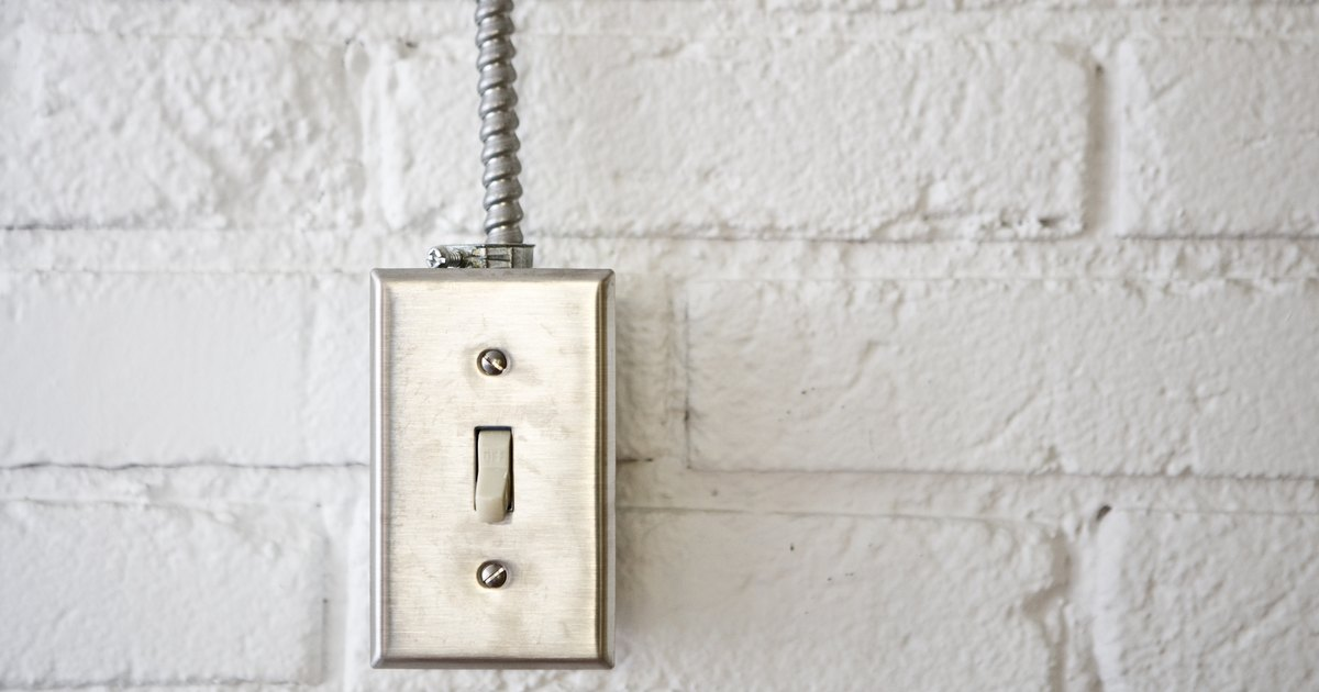 how to install light switch ehow uk