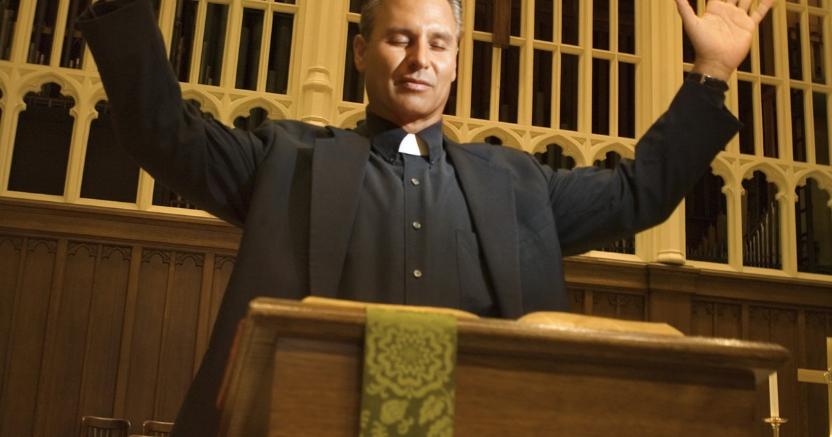 How to Resign From Church Leadership