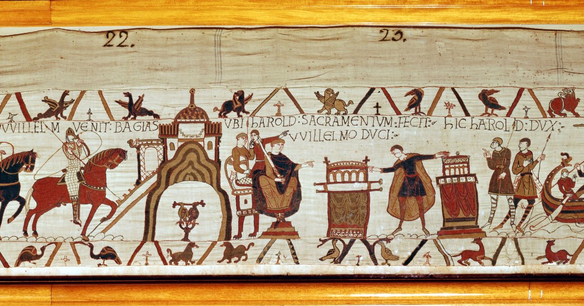 a letter home the bayeux tapestry Here's your chance to take your place in needlework history by making your own bayeux tapestry  i have a guide book at home and will come back  letter y.