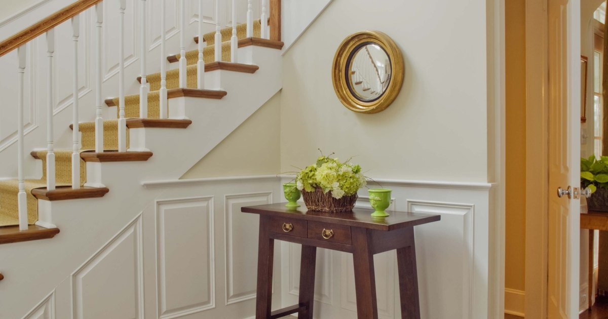 Decorating Ideas For Staircases Walls Ehow Uk