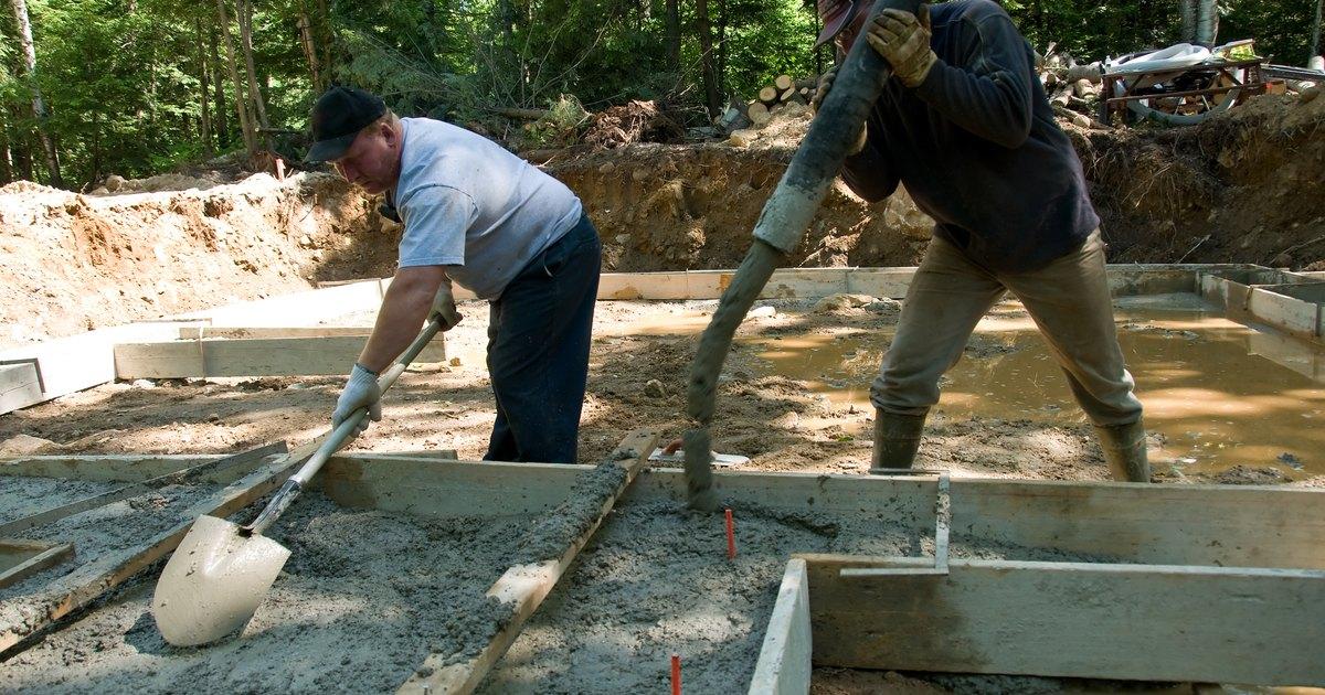 C mo mezclar bolsas de cemento portland ehow en espa ol - Como mezclar cemento ...