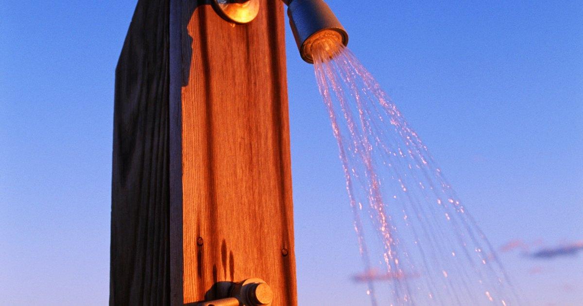 C mo desinfectar una ducha para eliminar el pie de atleta - Eliminar hongos ducha ...