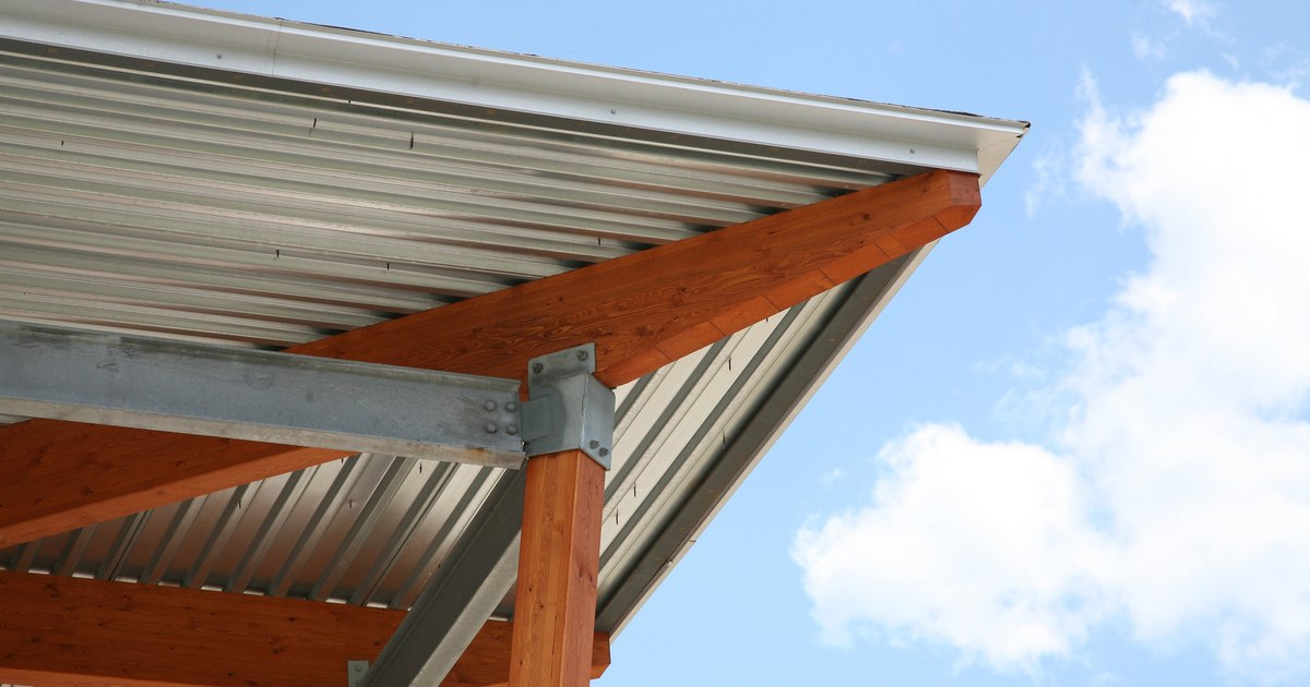 How to install a metal drip edge on roof ehow uk