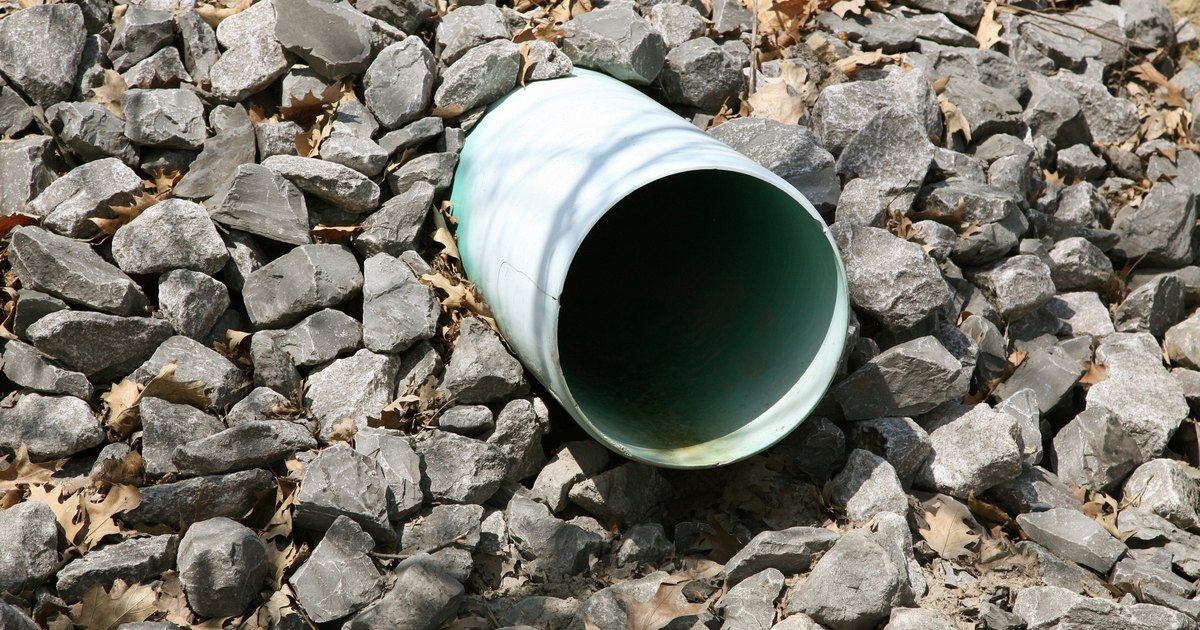 Types Of Drain Pipes Ehow Uk