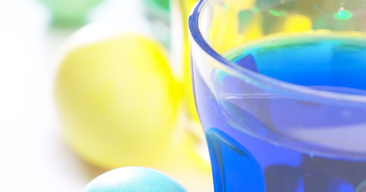Can You Dye Egg Shells With Food Coloring