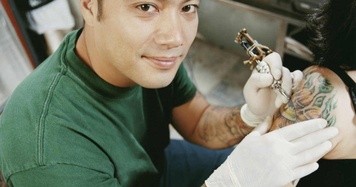 How to sterilize tattoo equipment without autoclave ehow uk for Tattoo sterilization equipment