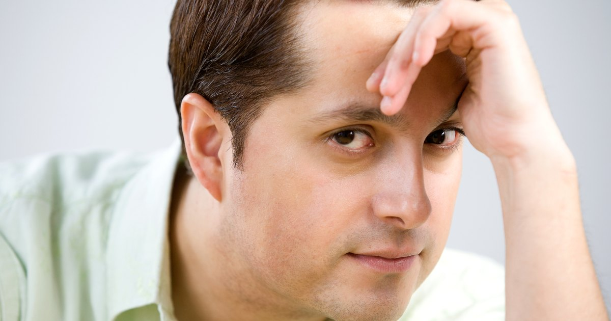 Haircuts For Men With Big Foreheads