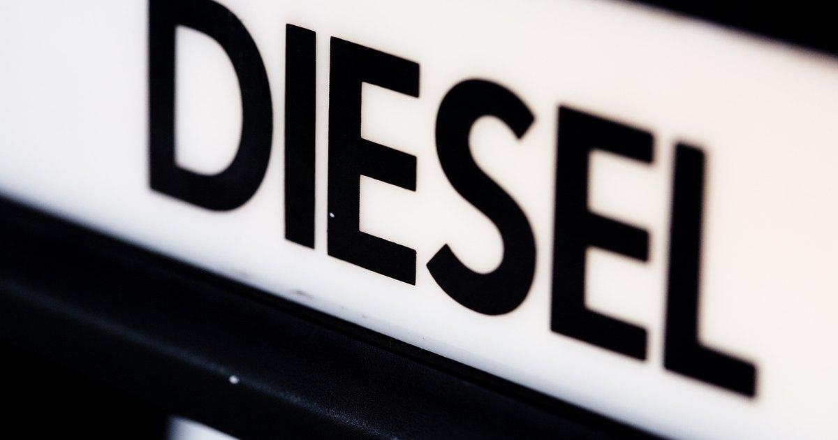 Subaru forester la gasolina en el aceite