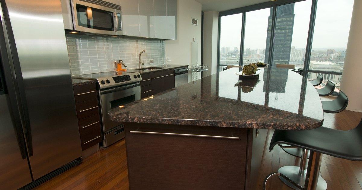 Ideas para remodelar la cocina con muros parciales ehow - Ideas para remodelar la cocina ...