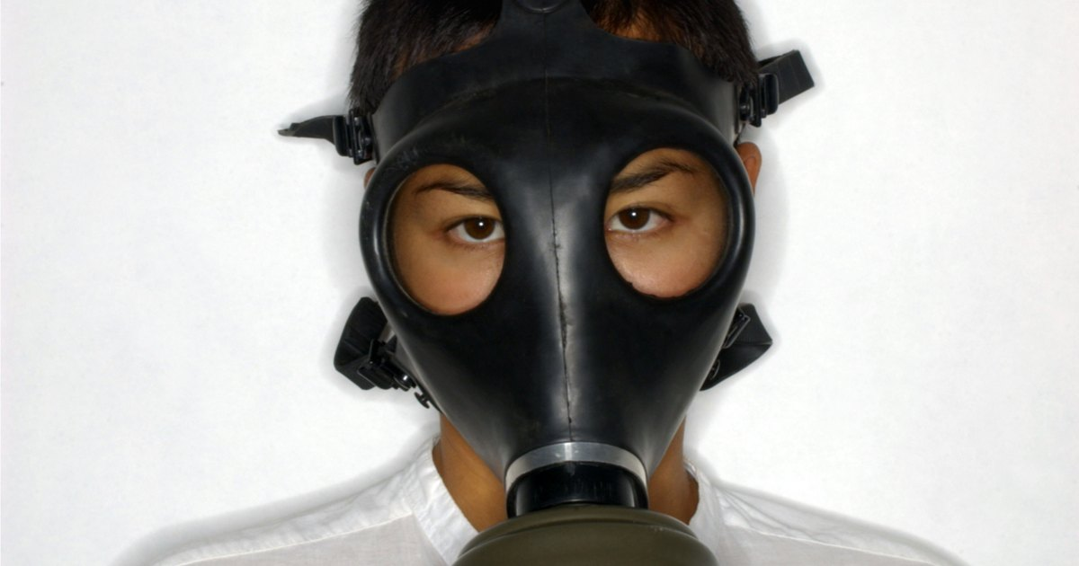 How to make a fake gas mask | eHow UK