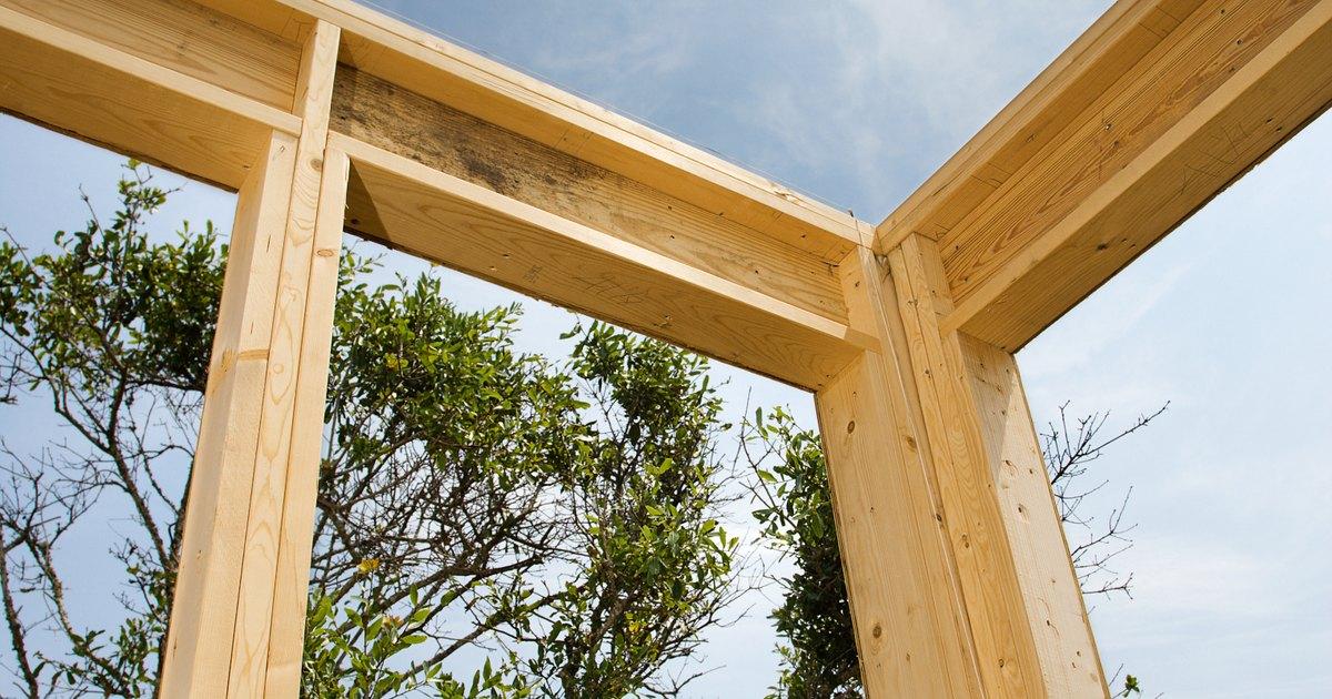 types of framing joints ehow uk. Black Bedroom Furniture Sets. Home Design Ideas