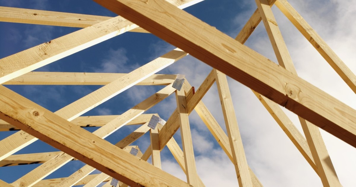 How To Install Roof Trusses Ehow Uk