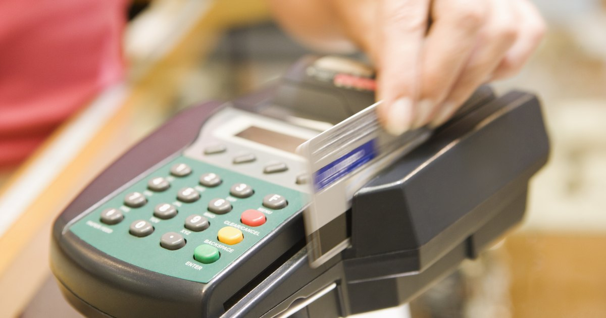 tarjeta de crédito Español pequeña