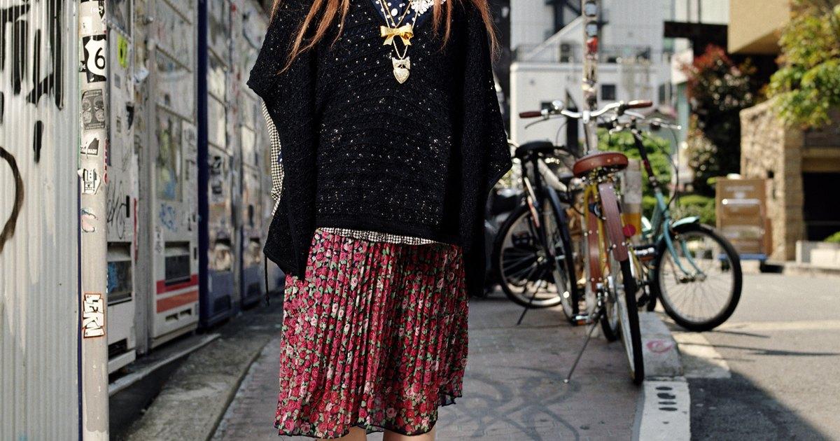 Com busca adolescente japonesa broche