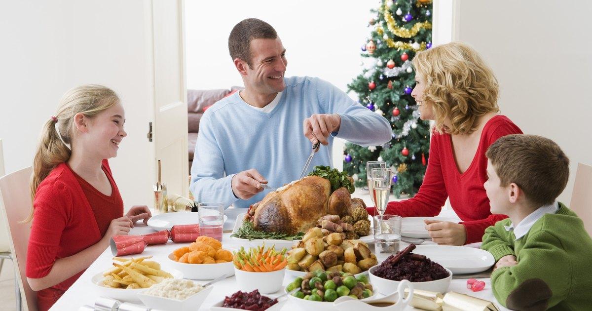 Lista de art culos para el men de la cena de navidad for Menu de cenas