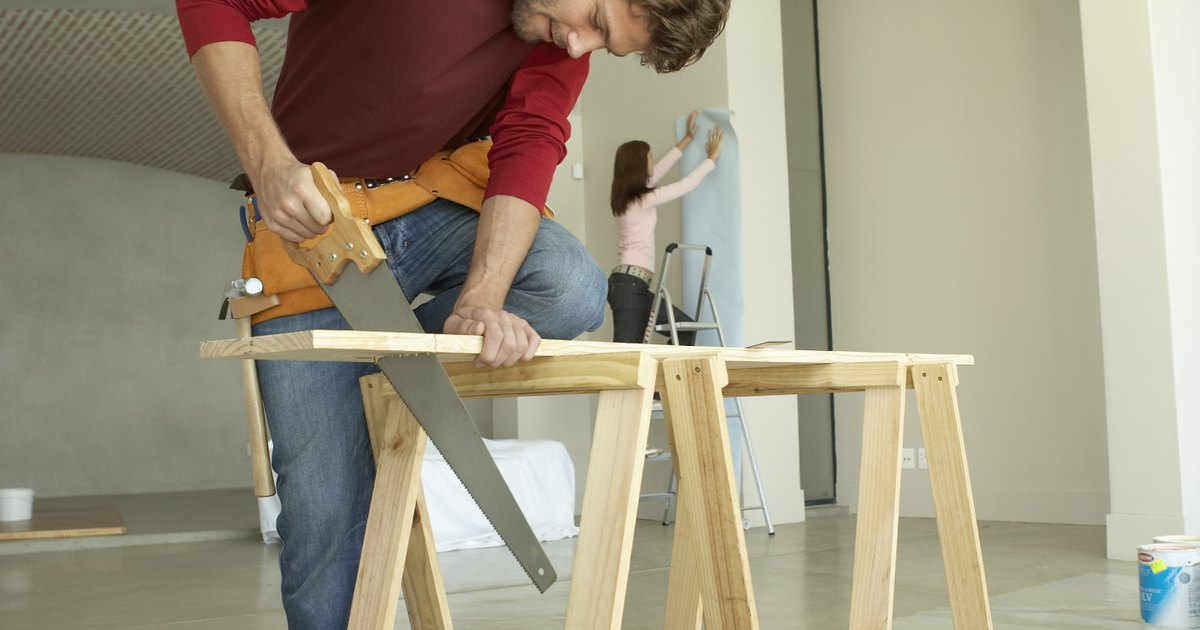 C mo construir escaleras ehow en espa ol - Como hacer escaleras ...
