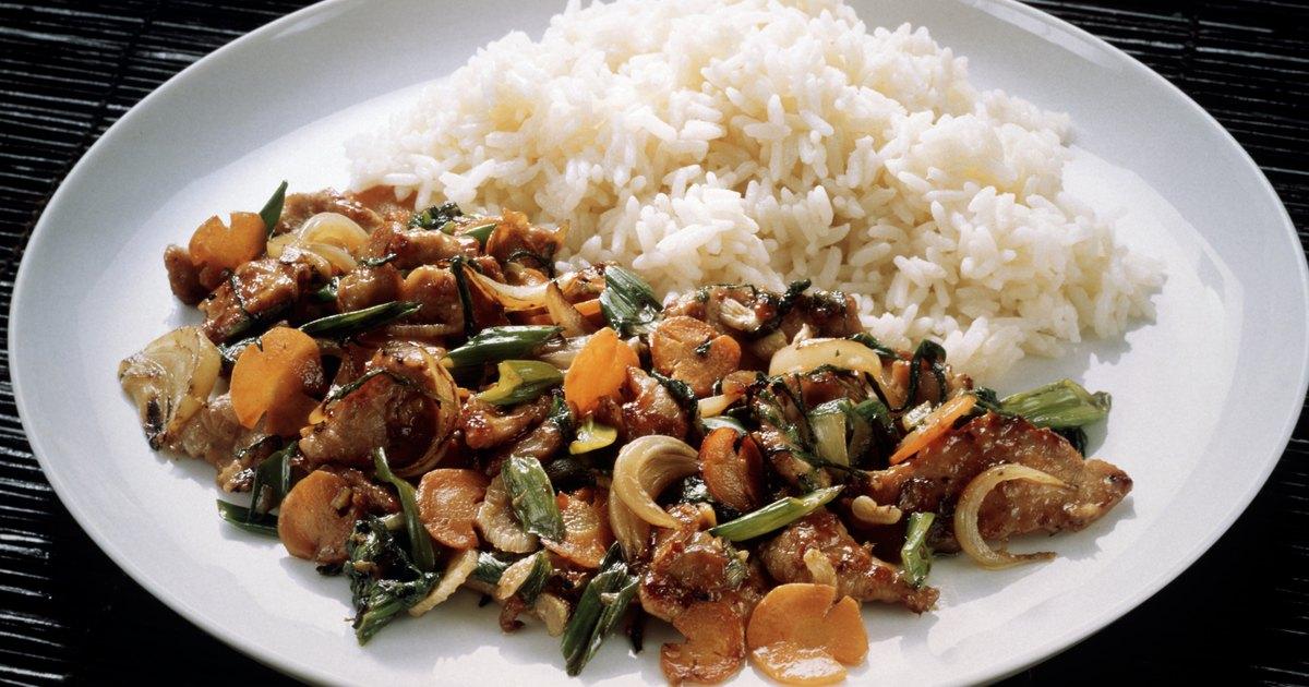 Formas seguras de cocinar enfriar y recalentar arroz for Formas de preparar arroz
