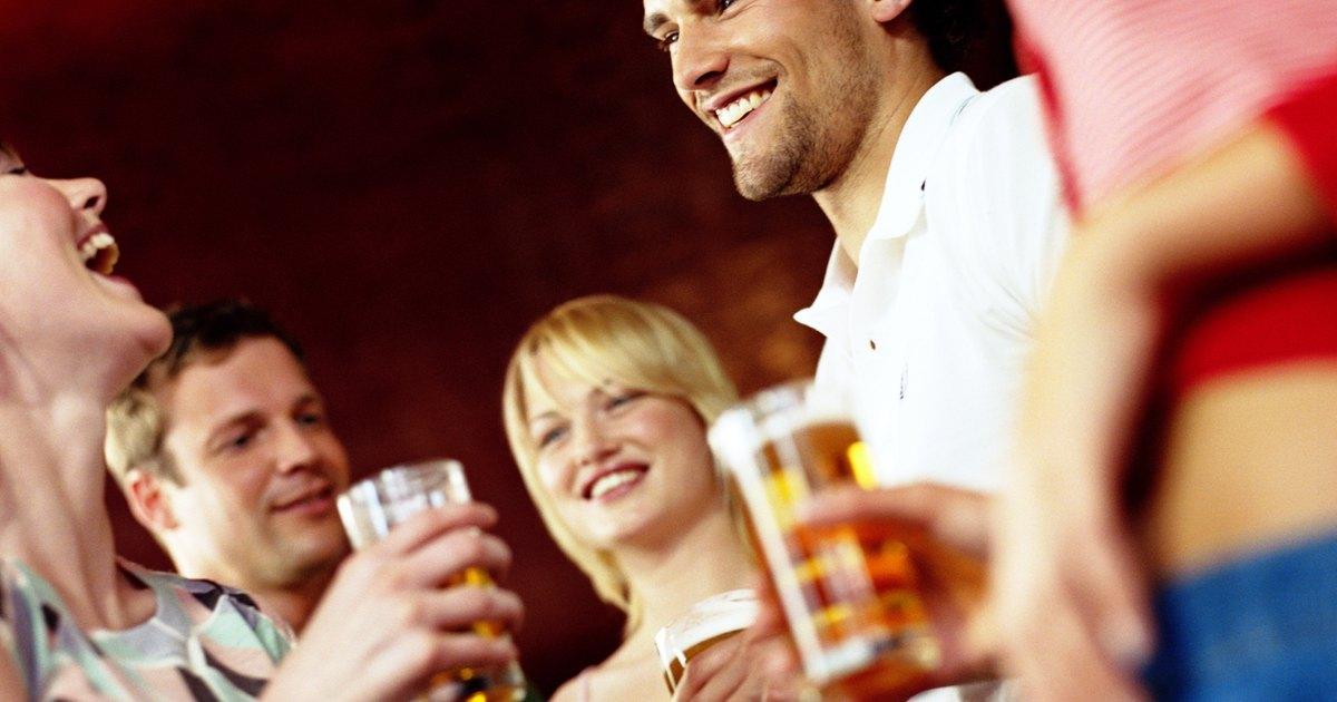 Los rasgos de edad el alcoholismo a