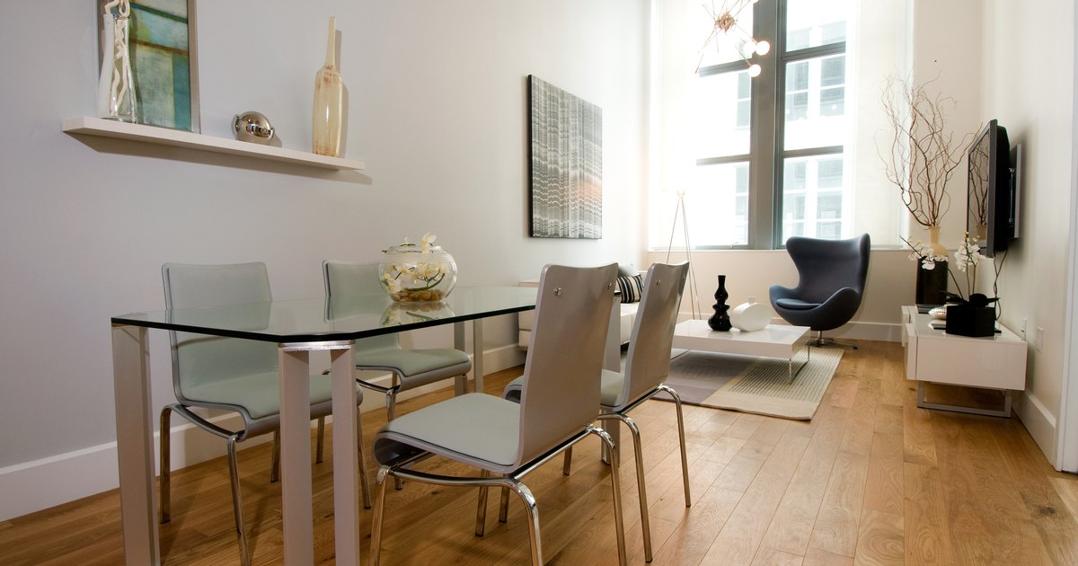 how to arrange furniture in small living dining rooms