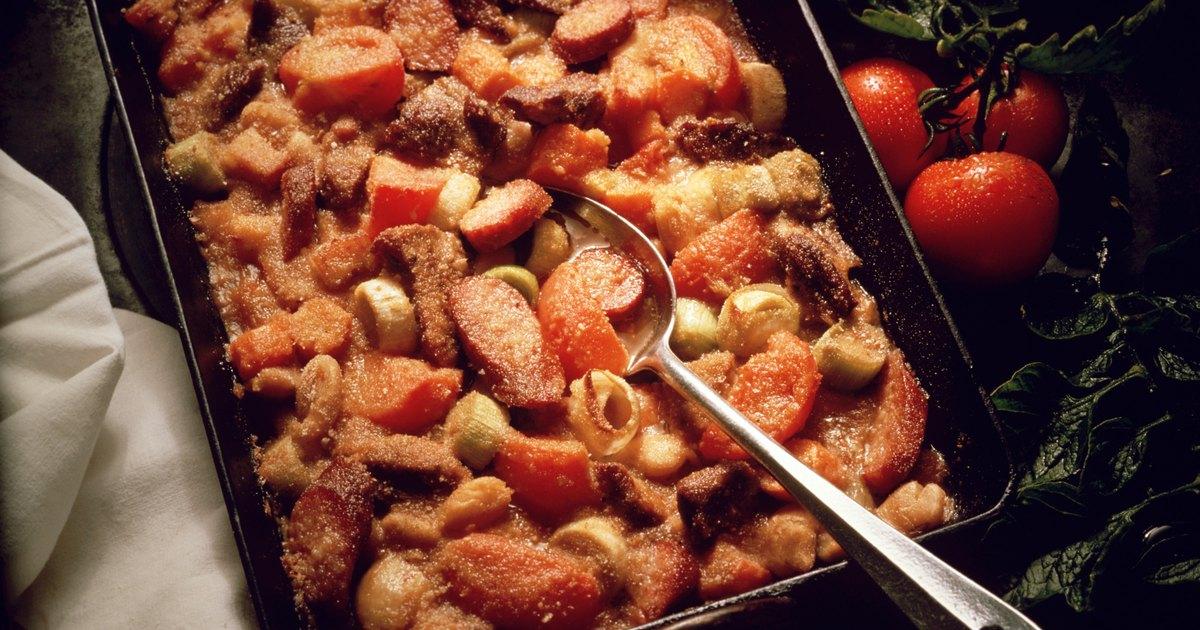 Comidas f ciles que se pueden congelar ehow en espa ol - Se pueden congelar las almejas crudas ...