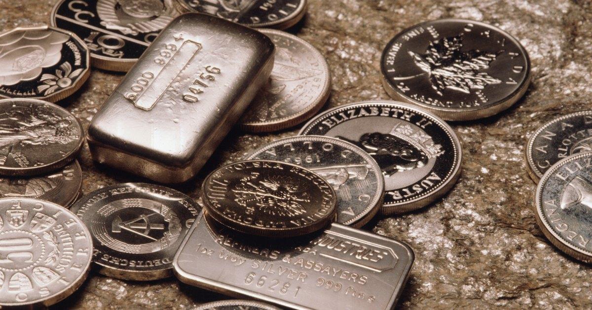 Форекс как заработать на серебре