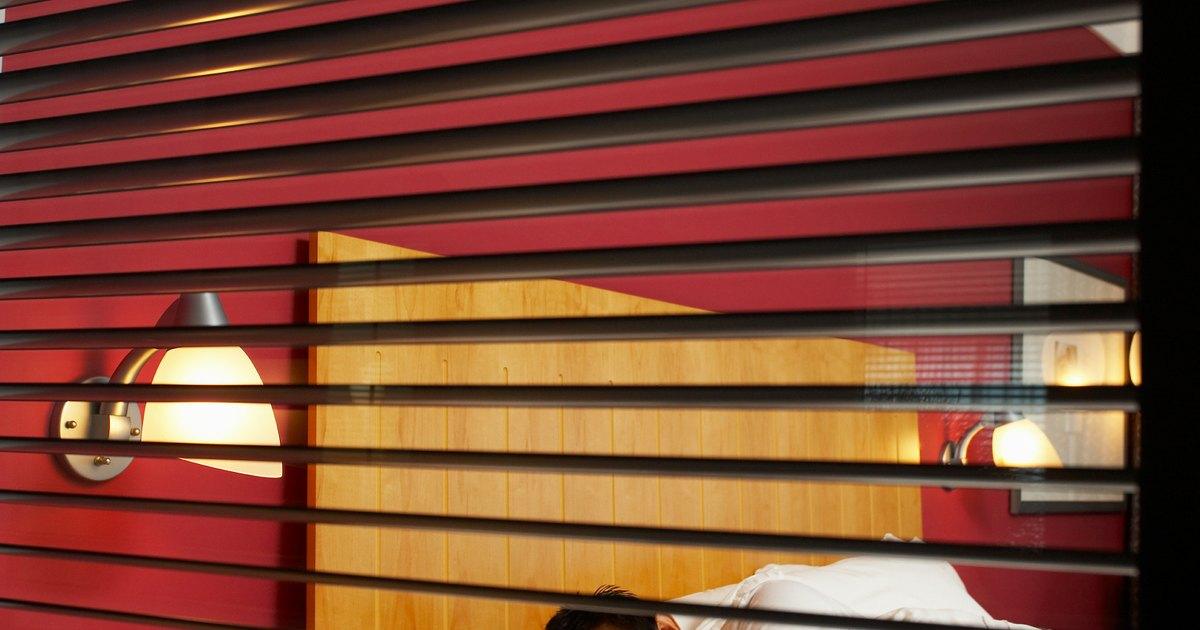 C mo reparar una persiana horizontal que no abre ni cierra - Arreglar una persiana ...