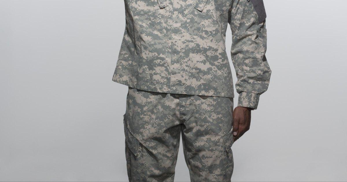 C mo ponerse en forma para la milicia livestrong com en - Como ponerse en forma en un mes ...