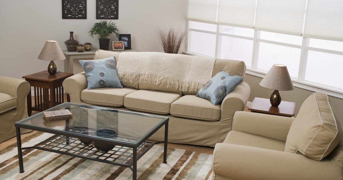 Standard Living Room Sofa And Loveseat Sizes Ehow Uk