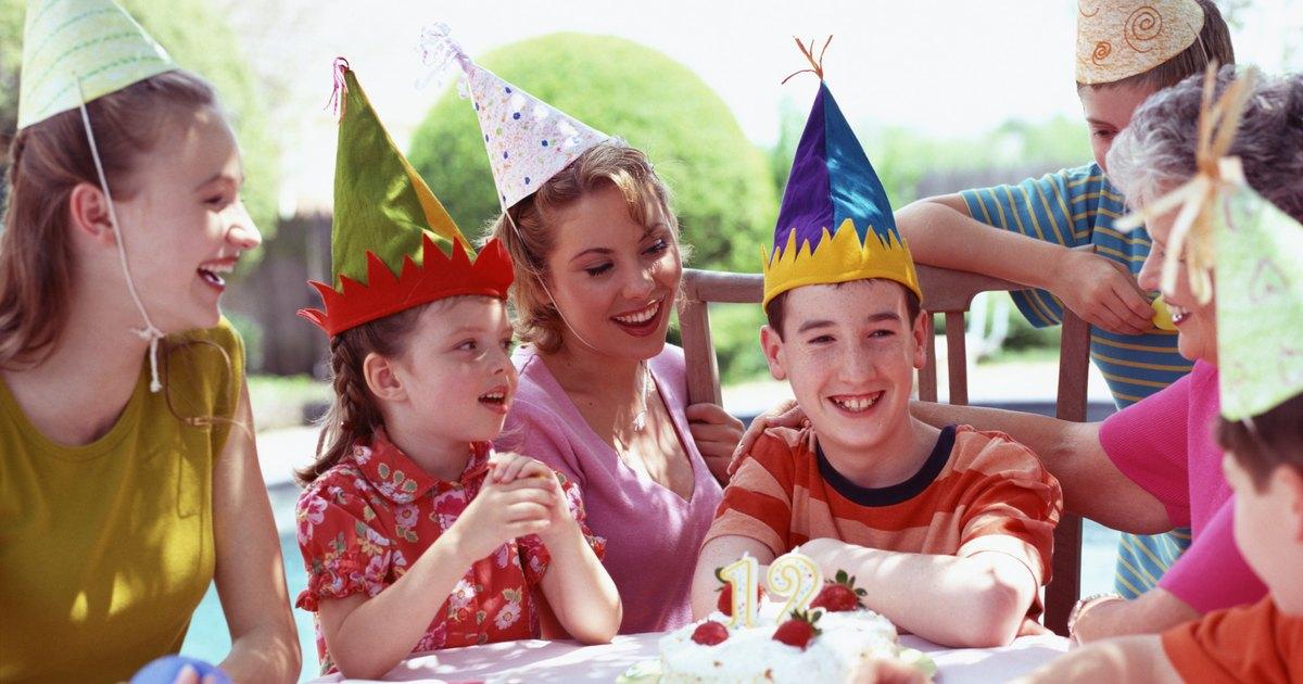 Ideas divertidas para fiestas de cumplea os para ni os de - Ideas cumpleanos 10 anos ...