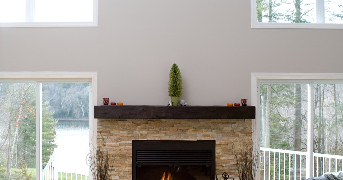 How To Clean Soot From Fireplace Brick Stone Ehow Uk