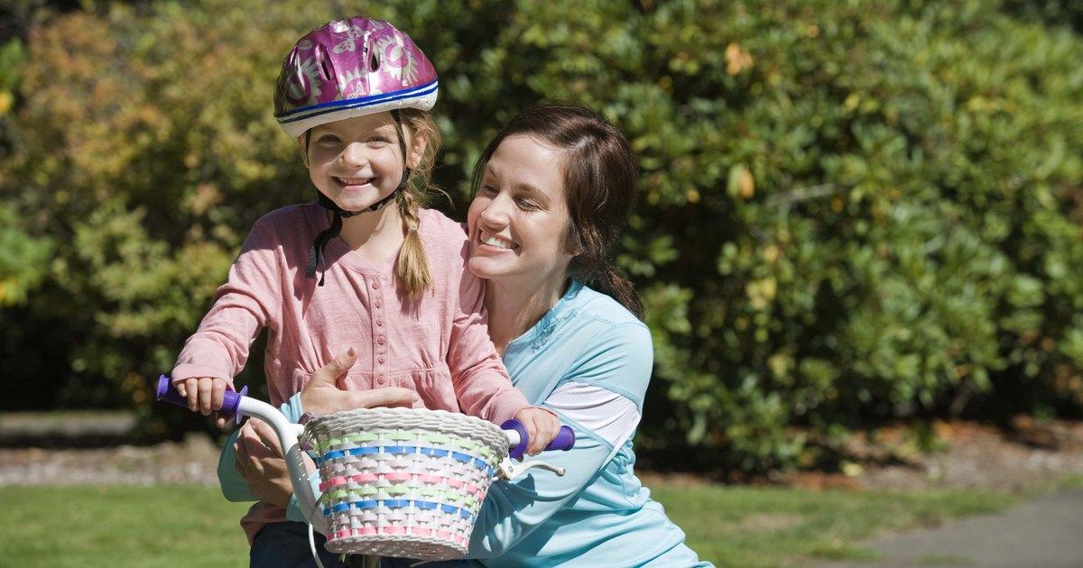 ¿A Qué Edad Aprenden Los Chicos A Andar En Bicicleta