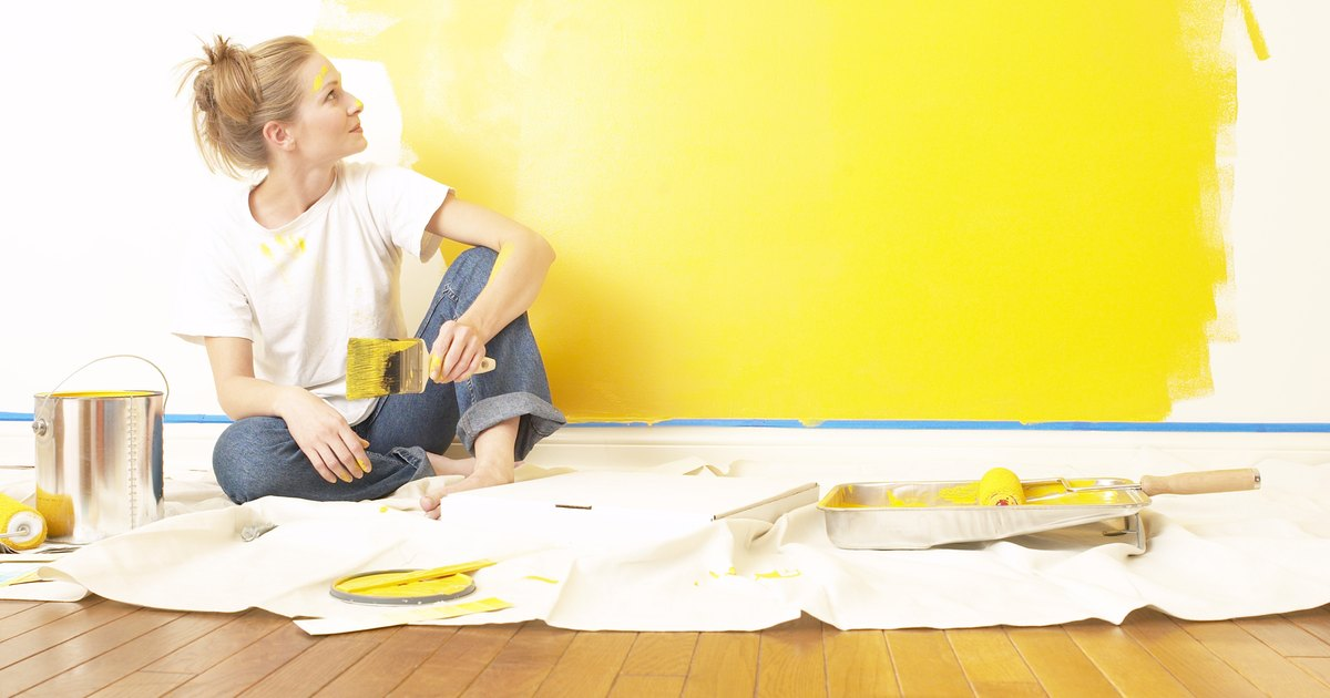 Como elegir colores de pintura para las paredes de una - Como elegir el color de las paredes ...