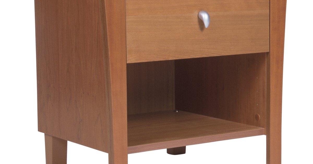 C mo pintar muebles de madera para el dormitorio ehow en for Muebles el fabricante