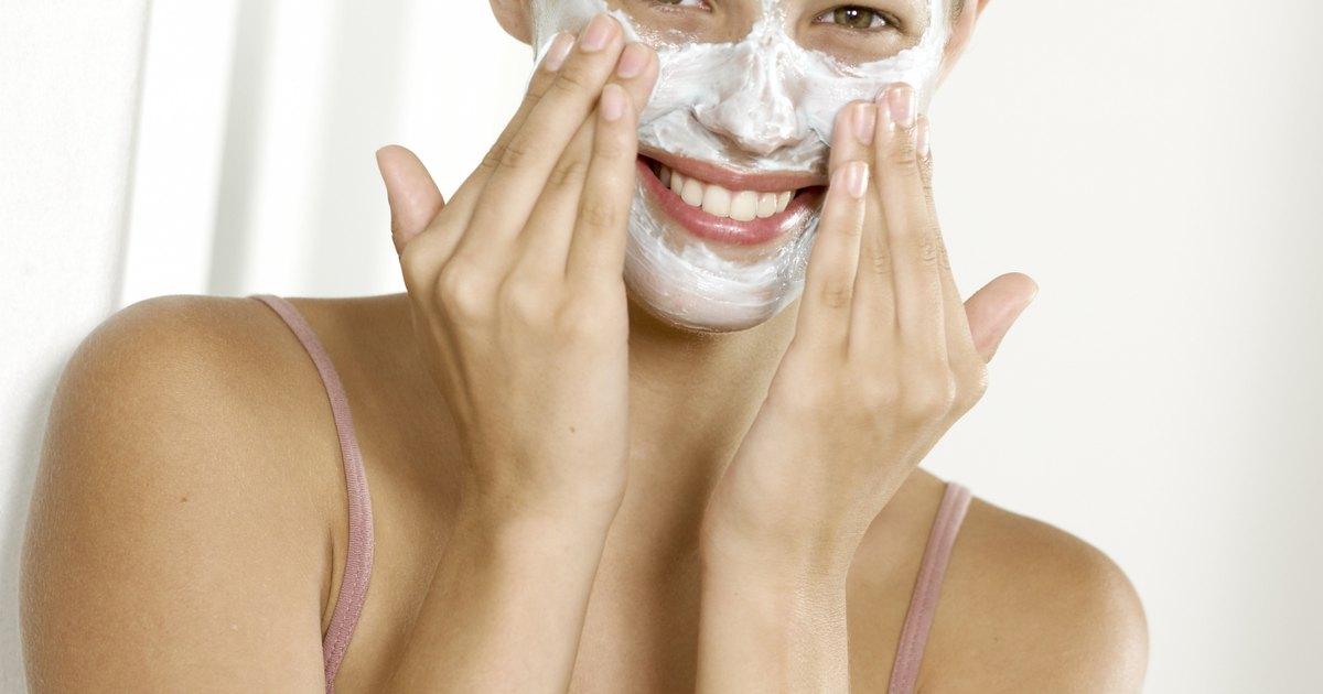 limpiar Español facial