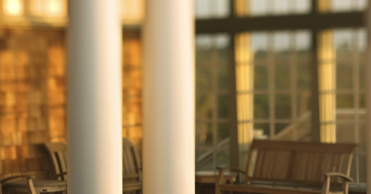 How to build a self standing column for a wedding ehow uk for How to build decorative columns