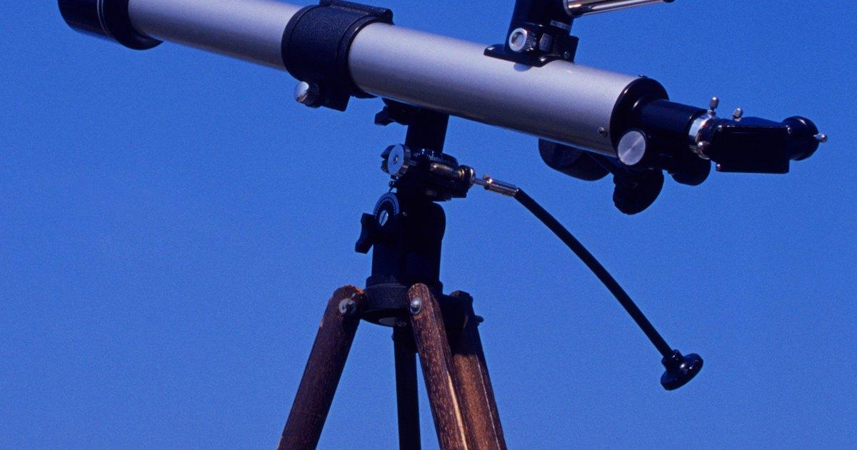 Qu tipos de espejo se utilizan en los telescopios for Espejo que se pega