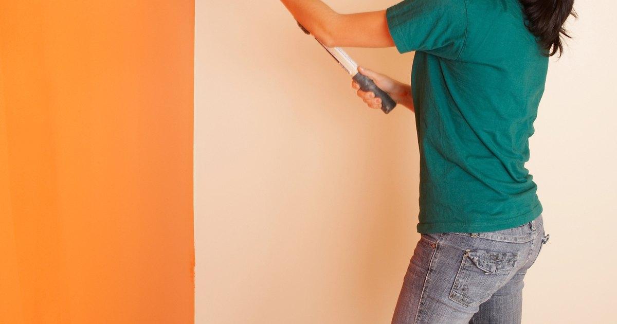 Consejos para pintar yeso ehow en espa ol - Consejos para pintar techos ...