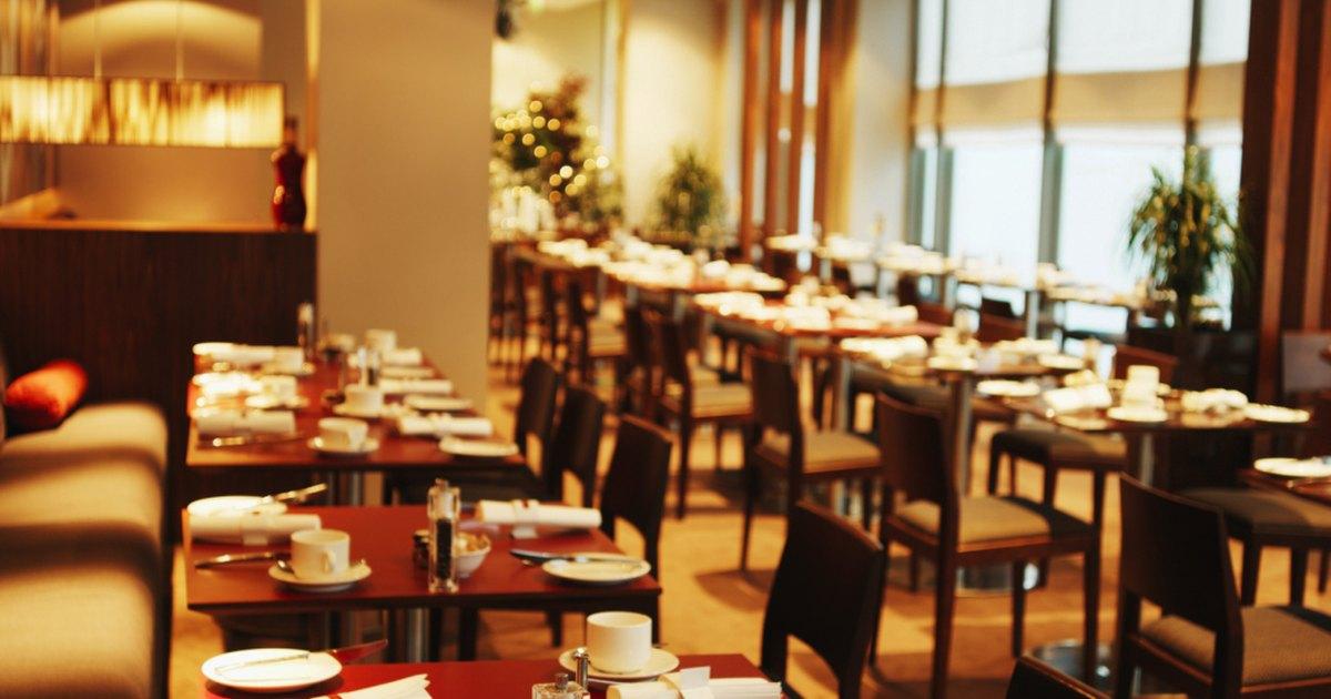 Crear Restaurante Of C Mo Iluminar Un Restaurante Ehow En Espa Ol