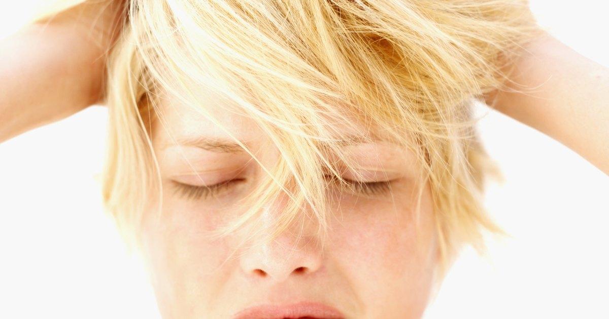 La reconstitución de los cabello por el aceite de girasol