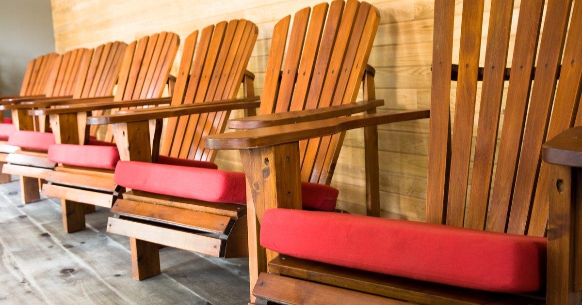 C mo tapizar una pieza de espuma ehow en espa ol - Espuma para tapizar sillas ...
