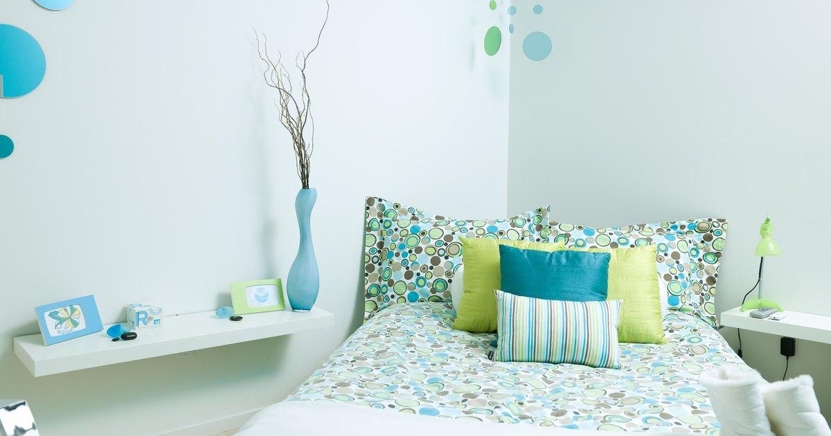 Ideas para decorar un cuarto juvenil ehow en espa ol - Decorar habitacion juvenil femenina ...