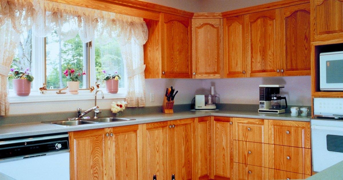 how to measure corner cabinets ehow uk. Black Bedroom Furniture Sets. Home Design Ideas