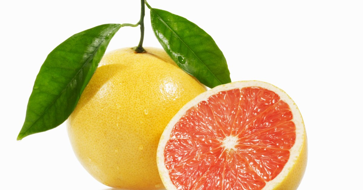 Is Grapefruit Juice the Same as Eating Grapefruit?