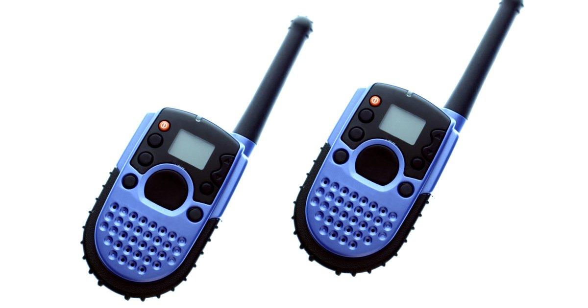 Circuito Walkie Talkie Casero : Instrumentos requeridos para hacer un radio transmisor