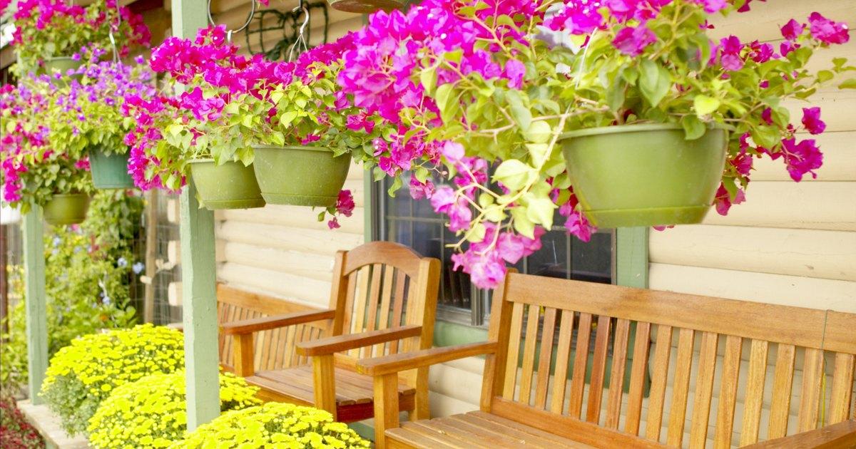Ideas de paisajismo para un patio delantero peque o ehow for Ideas de paisajismo