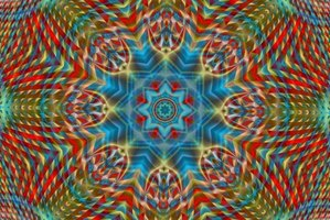 How to Make a Kaleidoscope Without Mirrors