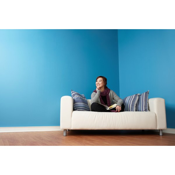 15 colores para el hogar que revelan tu interior ehow en for Colores para el hogar