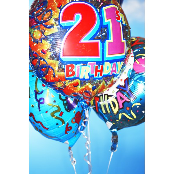 Top 21 Things To Do On Your 21st Birthday