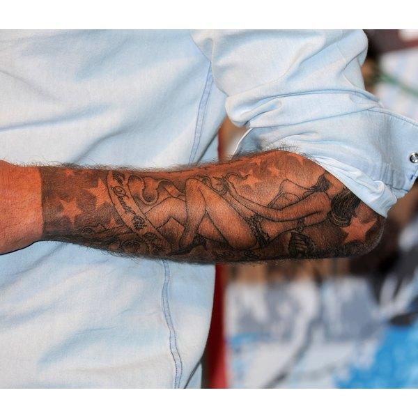 Los mejores tatuajes de jugadores de f tbol ehow en espa ol for Los mejores sofas del mundo